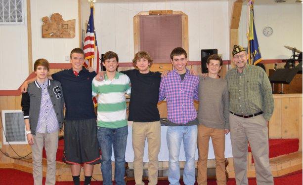 American Legion Boys State